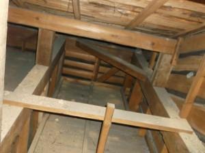 耐震診断 小屋裏 屋根裏 天井裏調査