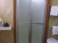 YKK 浴室折戸 アタッチメント工法 八尾市