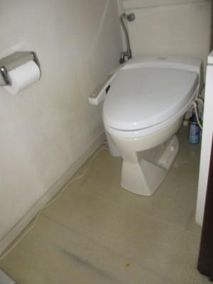 K様2Fトイレ