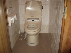 トイレ取替後