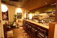カウンター・厨房・ディスプレイ台