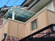 ヴェクターテラス屋根