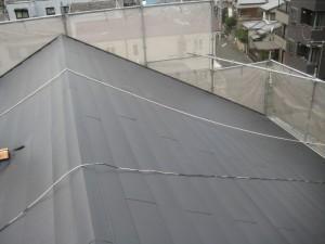 屋根工事後②